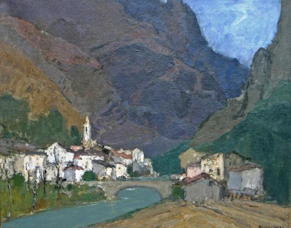 Galerie Brugal - Huile sur toile et huile sur panneau-Galerie Brugal