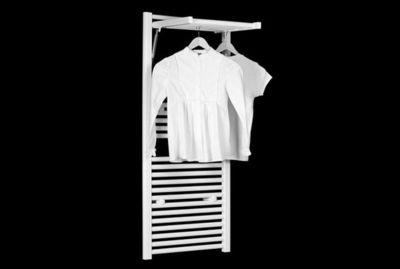 DELTACALOR - Radiateur sèche-serviettes-DELTACALOR-Dinamic