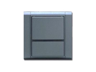 Wimove - Interrupteur-Wimove-Interrupteur 2 poussoirs radio programmable Gamme