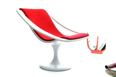 Miliboo - Chaise longue-Miliboo-SUNSET CHAISE LONGUE