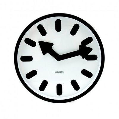 Karlsson Clocks - Horloge murale-Karlsson Clocks-Karlsson - Horloge Pictogram - Karlsson -