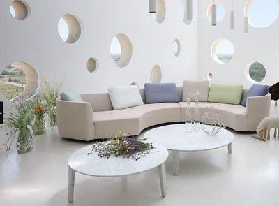 ROCHE BOBOIS - Canapé d'angle-ROCHE BOBOIS-Tangram