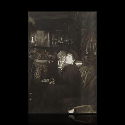 Expertissim - Photographie-Expertissim-GAUTIER Judith (1845-1917)
