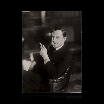 Expertissim - Photographie-Expertissim-CROISSET de Francis (?). Photographie par Lucien e