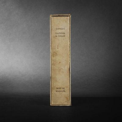 Expertissim - Livre ancien-Expertissim-[LONGUS]. Les Pastorales de Longus ou Daphnis & Ch