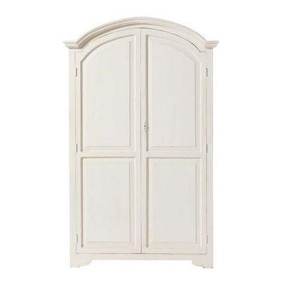 Maisons du monde - Armoire � portes battantes-Maisons du monde-Armoire cr�me Saint-R�my