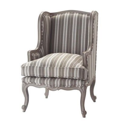 Maisons du monde - Fauteuil-Maisons du monde-Fauteuil Theophile
