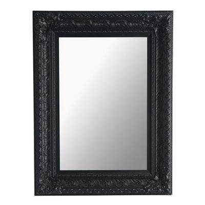 Maisons du monde - Miroir-Maisons du monde-Miroir Marquise noir 95x125