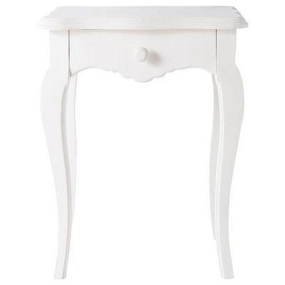 Maisons du monde - Table de chevet-Maisons du monde-Chevet ivoire Honoré