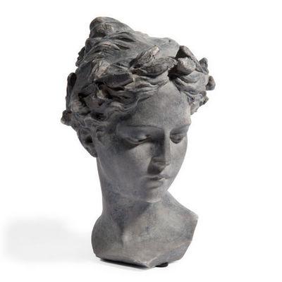 Maisons du monde - Sculpture-Maisons du monde-Buste V�nus gris