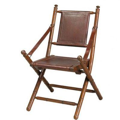 Maisons du monde - Chaise-Maisons du monde-Chaise Masai