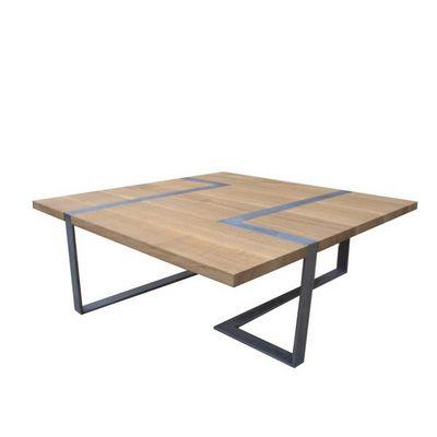 ATELIER MOBIBOIS - Table basse forme originale-ATELIER MOBIBOIS-Table basse Vakt