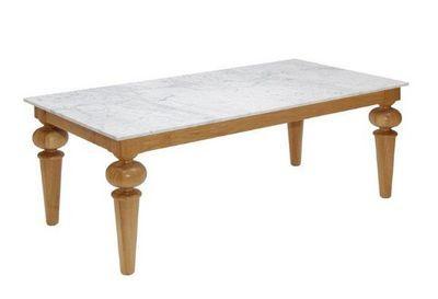 Marbrerie Rouillon - Table de repas rectangulaire-Marbrerie Rouillon-HERITAGE