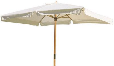 ALPINA GARDEN - Parasol-ALPINA GARDEN-Parasol rectangulaire en hêtre avec toile coton 30