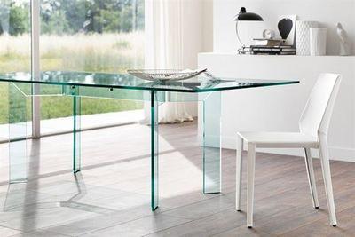 Fiam - Table de repas rectangulaire-Fiam-kamy