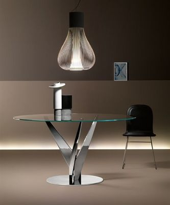 Fiam - Table bureau-Fiam-epsylon