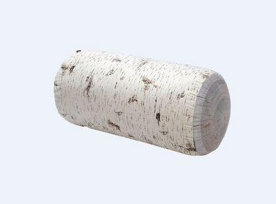 MEROWINGS - Coussin de sol-MEROWINGS-Birch Tree Trunk