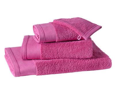 BLANC CERISE - Serviette de toilette-BLANC CERISE-Serviette de toilette - coton peigné 600 g/m² - un