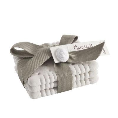 Mathilde M - Biscuit parfum�-Mathilde M-Biscuits cadeaux, parfum Poudre de Riz