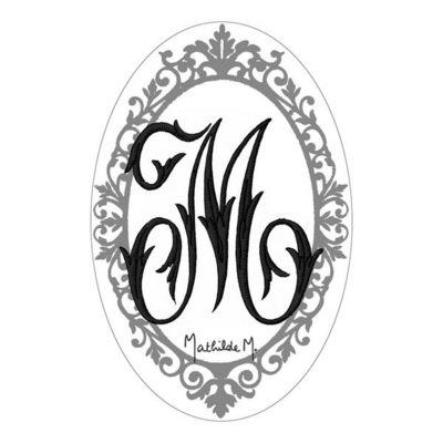 Mathilde M - Savon-Mathilde M-Savon Alphabet Monogramme M