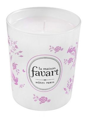 LA MAISON FAVART - Bougie parfum�e-LA MAISON FAVART