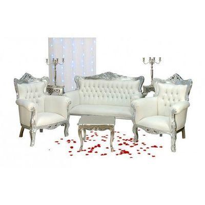 DECO PRIVE - Salon-DECO PRIVE-Fauteuil de mariage Pack pour mariage - ensemble 2