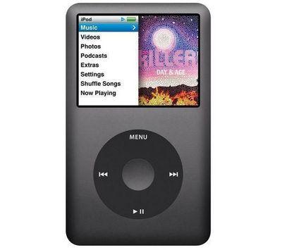 APPLE - MP3-APPLE-iPod classic 160 Go noir - NEW