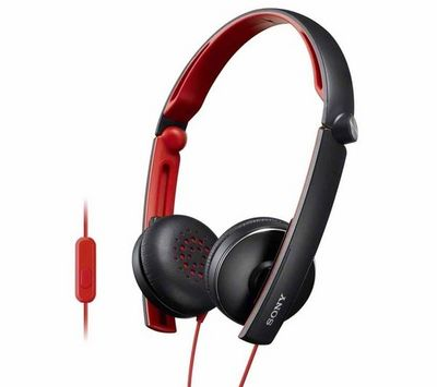 SONY - Casque audio-SONY-MDR-S70AP - noir - Casque