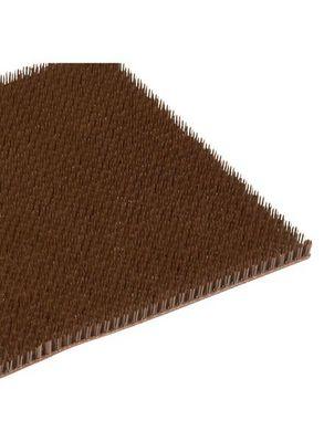 TAPISPASCHER - Paillasson-TAPISPASCHER-Tapis pas cher pour paillasson SEASON marron 40x60