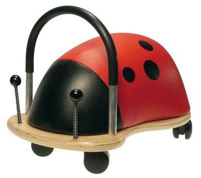 WHEELY BUG - Trotteur-WHEELY BUG-Porteur Wheely Bug Coccinelle - grand modle