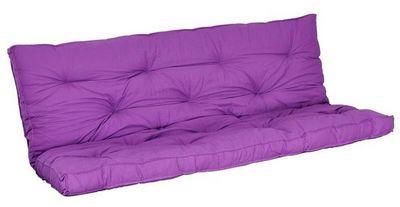 Futon Design - Matelas banquette BZ-Futon Design-Matelas-futon parme LARA