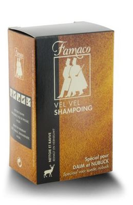 FAMACO PARIS - Shampoing cuir-FAMACO PARIS