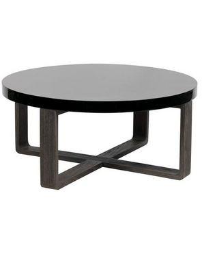 BLANC D'IVOIRE - Table basse ronde-BLANC D'IVOIRE-MITTY