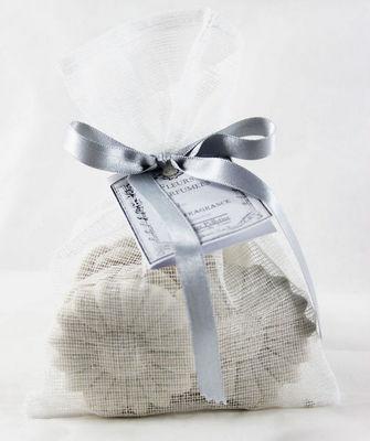 Le Pere Pelletier - Sachet parfumé-Le Pere Pelletier-Fleurs parfumées en plâtre senteur lavande ambrée