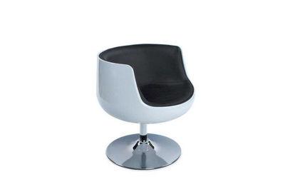KOKOON DESIGN - Fauteuil rotatif-KOKOON DESIGN-Fauteuil de salon design MIAMI