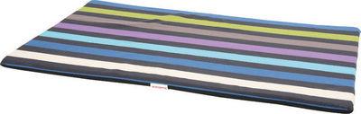 ZOLUX - Lit pour chien-ZOLUX-Tapis mousse déhoussable feria bleu 122x82x3cm