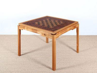 GALERIE MOBLER - Table de jeux-GALERIE MOBLER