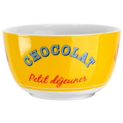 La Chaise Longue - Bol-La Chaise Longue-Coffret Bol+Mug+Assiette Tartine