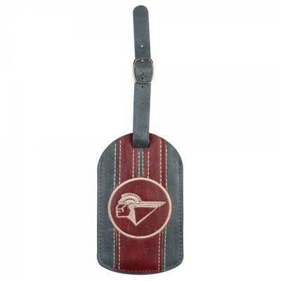 La Chaise Longue - Etiquette de bagage-La Chaise Longue-Etiquette à bagages Red Hawk