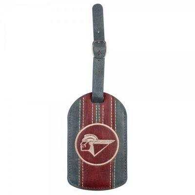 La Chaise Longue - Etiquette de bagage-La Chaise Longue-Etiquette � bagages Red Hawk