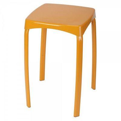 La Chaise Longue - Tabouret-La Chaise Longue-Tabouret Arco orange