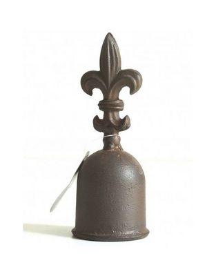 L'HERITIER DU TEMPS - Clochette-L'HERITIER DU TEMPS-Clochette de Table Fleur de Lys