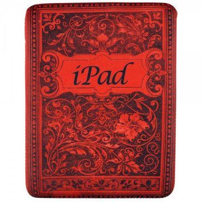 La Chaise Longue - Etui de tablette-La Chaise Longue-Etui iPad Livre ancien