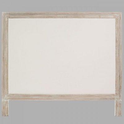 BLANC D'IVOIRE - T�te de lit-BLANC D'IVOIRE-VENISE Blanc
