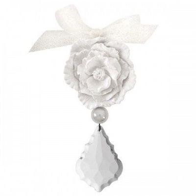 Mathilde M - C�ramique parfum�e-Mathilde M-D�cor parfum� iris�