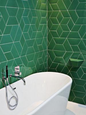 FAUVEL- NORMANDY CERAMICS - Carrelage salle de bains-FAUVEL- NORMANDY CERAMICS
