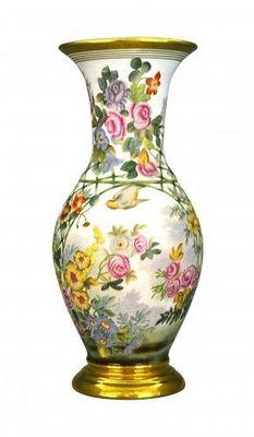 Demeure et Jardin - Vase décoratif-Demeure et Jardin-Vase 1900