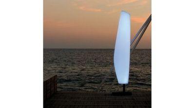 VONDOM - Lampadaire de jardin-VONDOM-Lampe design VONDOM Blanca, LED RGB