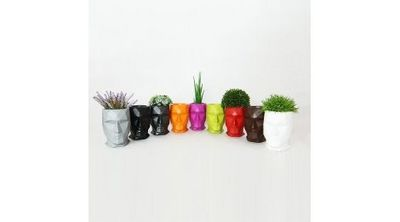 VONDOM - Pot de fleur-VONDOM-Nano Pot VONDOM Adan