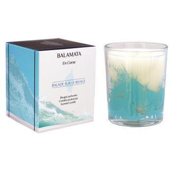 BALAMATA - Bougie parfumée-BALAMATA-Bougie parfumée 70 gr BALADE SUR LE RIVAGE